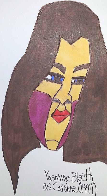 Yasmine Bleeth par armattock